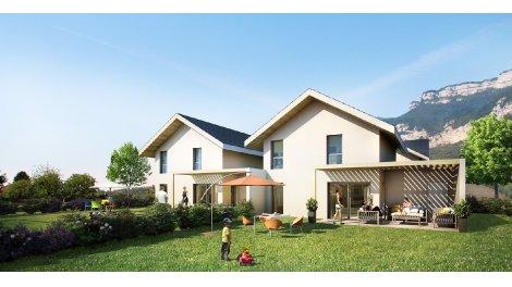 Appartements et maisons neuves Le Domaine du Beau Sire éco-habitat à Méry