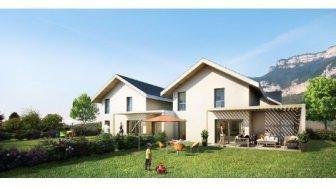 Appartements et maisons neuves Le Domaine du Beau Sire à Méry