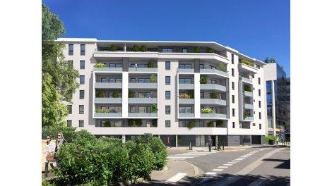 Appartement neuf La Villa du Centre à Annemasse