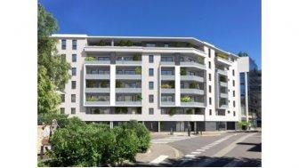 Appartements neufs La Villa du Centre investissement loi Pinel à Annemasse