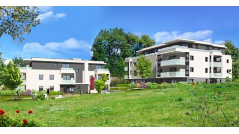 Appartement neuf Le Clos Lilas à Vétraz-Monthoux