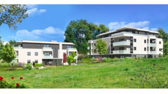 Appartements neufs Le Clos Lilas éco-habitat à Vétraz-Monthoux