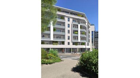 Appartement neuf La Villa du Centre investissement loi Pinel à Annemasse