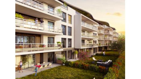 Appartement neuf Etrembiere investissement loi Pinel à Etrembières