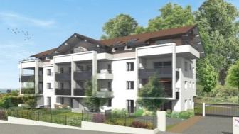 Appartements neufs Nouvel Angle investissement loi Pinel à Annemasse