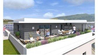 Appartements neufs La Villa du Centre éco-habitat à Annemasse