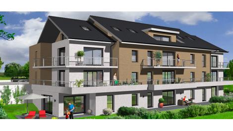 investissement immobilier à Challex