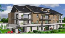 Appartements neufs Challex investissement loi Pinel à Challex