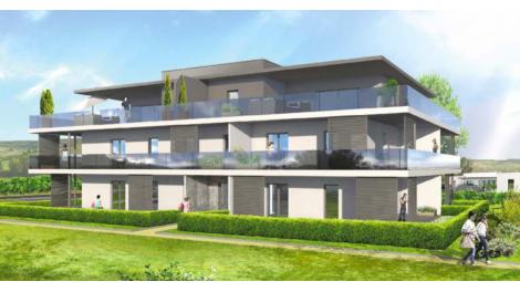 Appartement neuf Carre Bel Air à Cranves-Sales