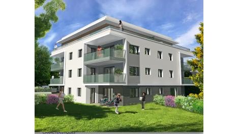 Appartement neuf L'Emergence à Divonne-les-Bains