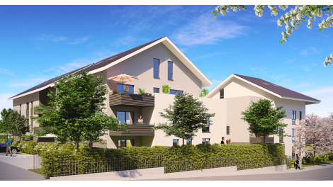 Appartement neuf Peron investissement loi Pinel à Peron