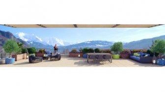 Appartements neufs Le Panoramique à Sallanches