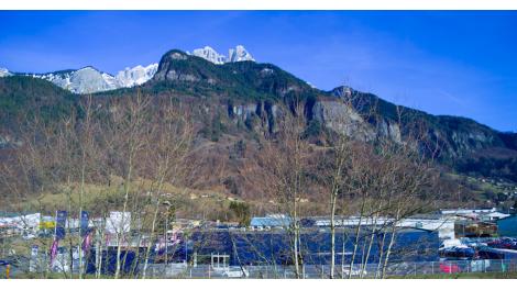 Appartement neuf Le Panoramique investissement loi Pinel à Sallanches