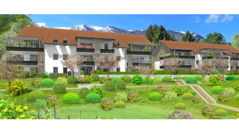 Appartements et maisons neuves Les O de Thoiry investissement loi Pinel à Thoiry