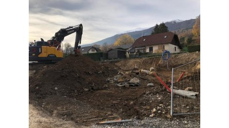 immobilier ecologique à Thoiry