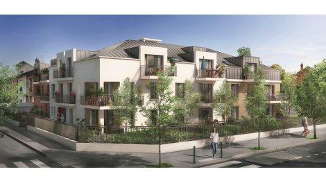 Appartement neuf Le Form'l éco-habitat à Choisy-le-Roi