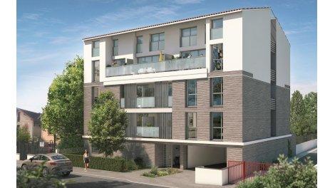 Appartement neuf Villa Patricia investissement loi Pinel à Toulouse