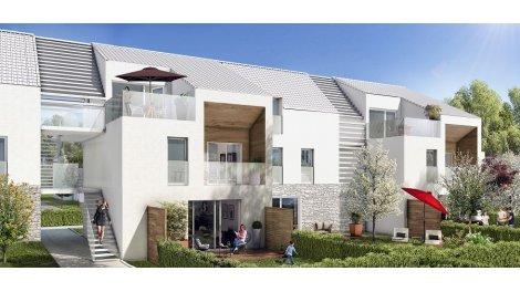 Appartement neuf Val des Chenes éco-habitat à Boissy-Saint-Leger