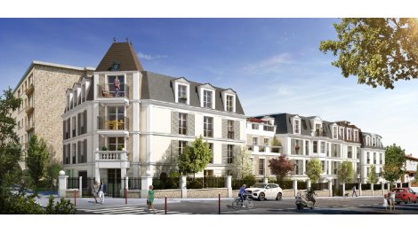 Appartement neuf Grand Angle investissement loi Pinel à Villiers-sur-Marne