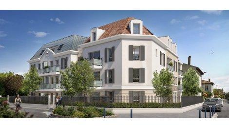 Appartement neuf Villa Castille éco-habitat à Villemomble