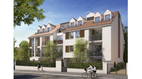 Appartement neuf Villa Offenbach à Villemomble