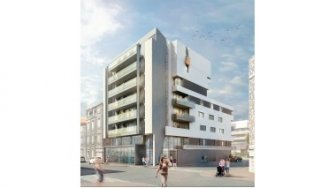 Appartements neufs Residence Mona Lisa investissement loi Pinel à Clermont-Ferrand