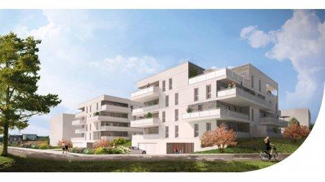 Appartement neuf Le 360 investissement loi Pinel à Lanester
