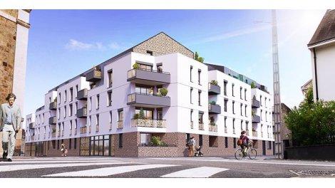 Appartement neuf Cours Lamartine investissement loi Pinel à Nantes