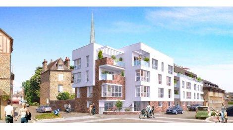 Appartement neuf Coeur Villeneuve investissement loi Pinel à Rennes