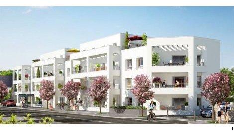 Appartement neuf La Closerie investissement loi Pinel à Mordelles