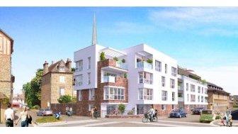 Appartements neufs Coeur Villeneuve à Rennes