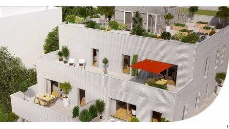 Appartements neufs Variations investissement loi Pinel à Saint-Herblain