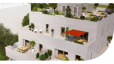 Appartement neuf Variations investissement loi Pinel à Saint-Herblain