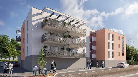 appartement neuf à Serre-les-Sapins