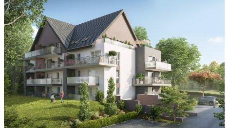 logement neuf à Bavilliers