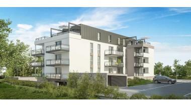 logement neuf à Cernay