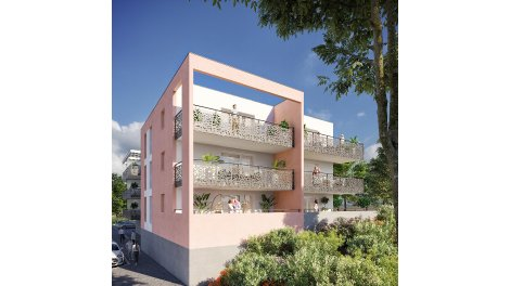 logement neuf à Serre-les-Sapins
