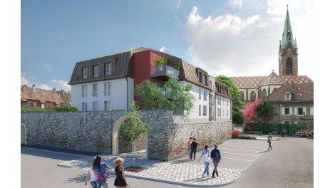 Appartement neuf Privilège éco-habitat à Cernay