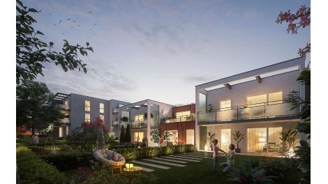 Appartement neuf Les Jardins Secrets à Cernay