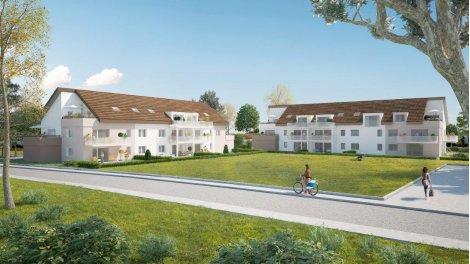 Appartement neuf Les Sciuridés à Granges-Narboz