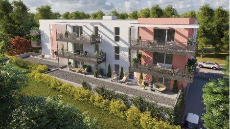 Appartement neuf La Fontaine à Serre-les-Sapins