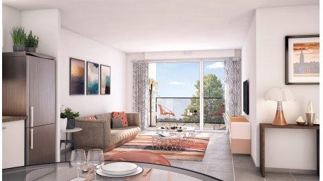 logement neuf à Benouville