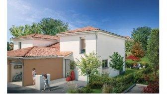 Villas neuves Le Domaine de Mazurié investissement loi Pinel à Aucamville