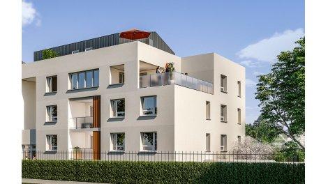 Appartement neuf Résidence Cosy Lodge éco-habitat à Auzeville-Tolosane