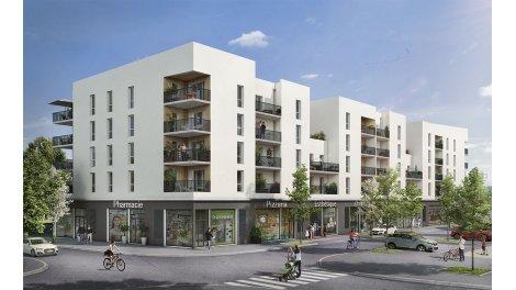 Appartement neuf Residence CŒur Émeraude éco-habitat à Bondoufle
