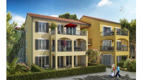 Appartement neuf Le Domaine du Jas à Cavalaire-sur-Mer