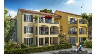 Appartements neufs Le Domaine du Jas éco-habitat à Cavalaire-sur-Mer