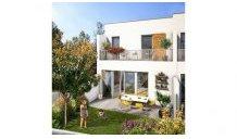 Villas neuves Résidence Coté Nature investissement loi Pinel à Chanteloup-les-Vignes