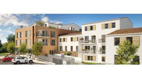 Appartements et villas neuves Parc Champeau investissement loi Pinel à Chanteloup-les-Vignes