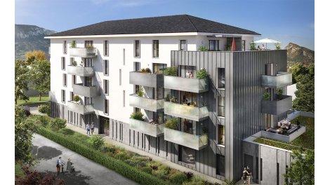 Appartement neuf Résidence les Horlogers investissement loi Pinel à Cluses